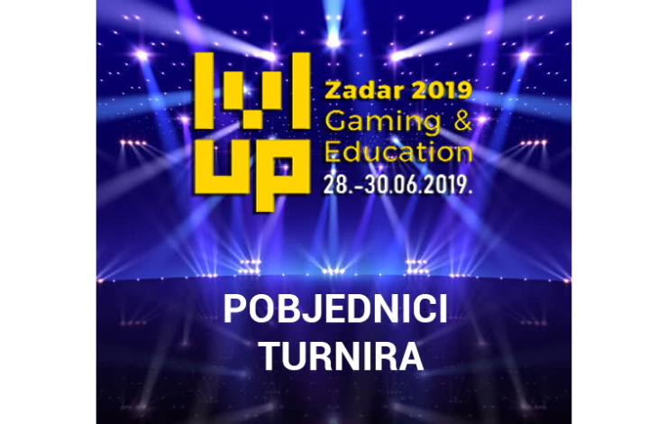 Pobjednici LevelUp by Mikronis tunira